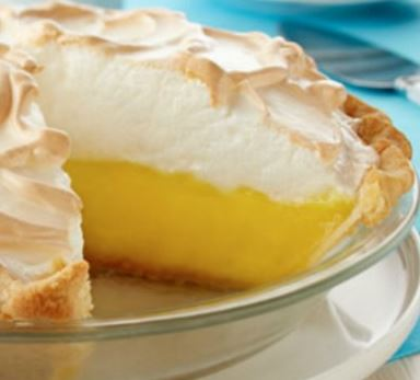 Sarah Jacobson's Lemon Meringue Pie
